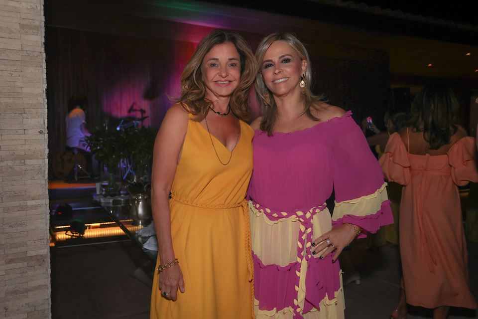 Maura Mendes e Denise Zuba