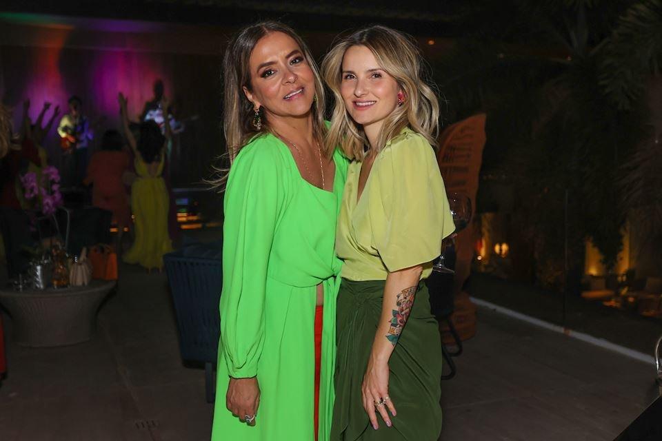 Silvana Chaves e Lucila Pena