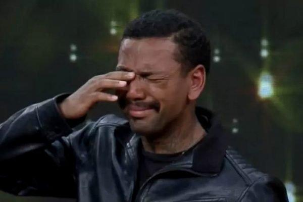 nego do borel chorando em a fazenda 13