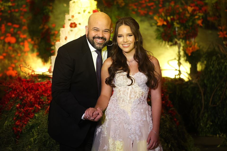 José Júnior e Maria Luiza Lim