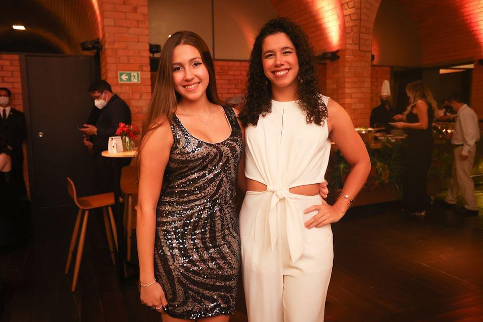 Manuela Lira e Caroline Teixeira