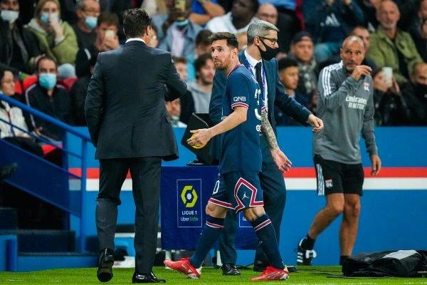 PSG Messi e Pochettino