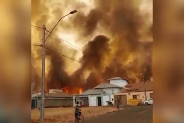 incendio catalao