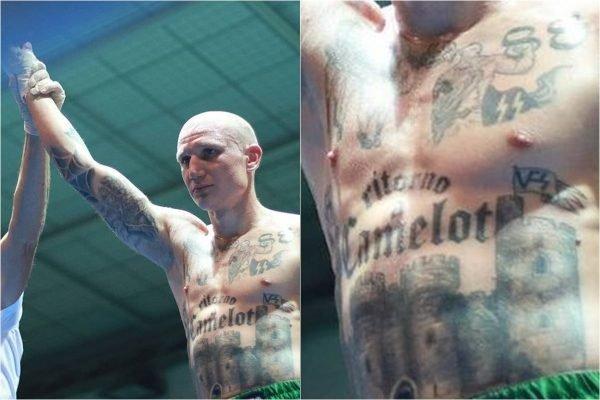 boxeador nazista