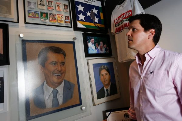 Ex-deputado federal Daniel Vilela, presidente do MDB em Goiás