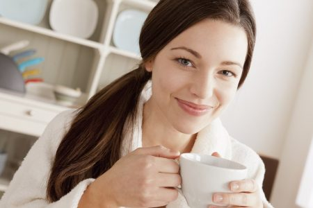 Chá - cabelo - mulher