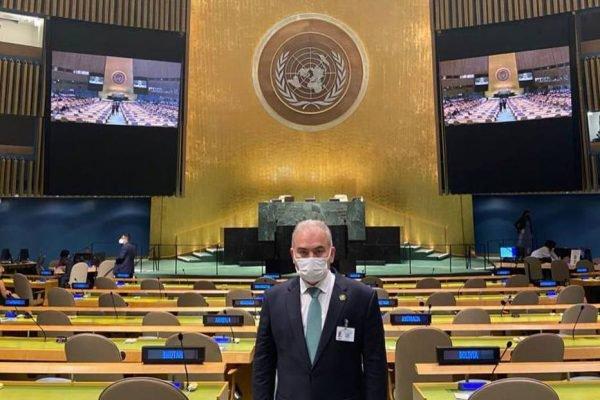 Querioga na ONU