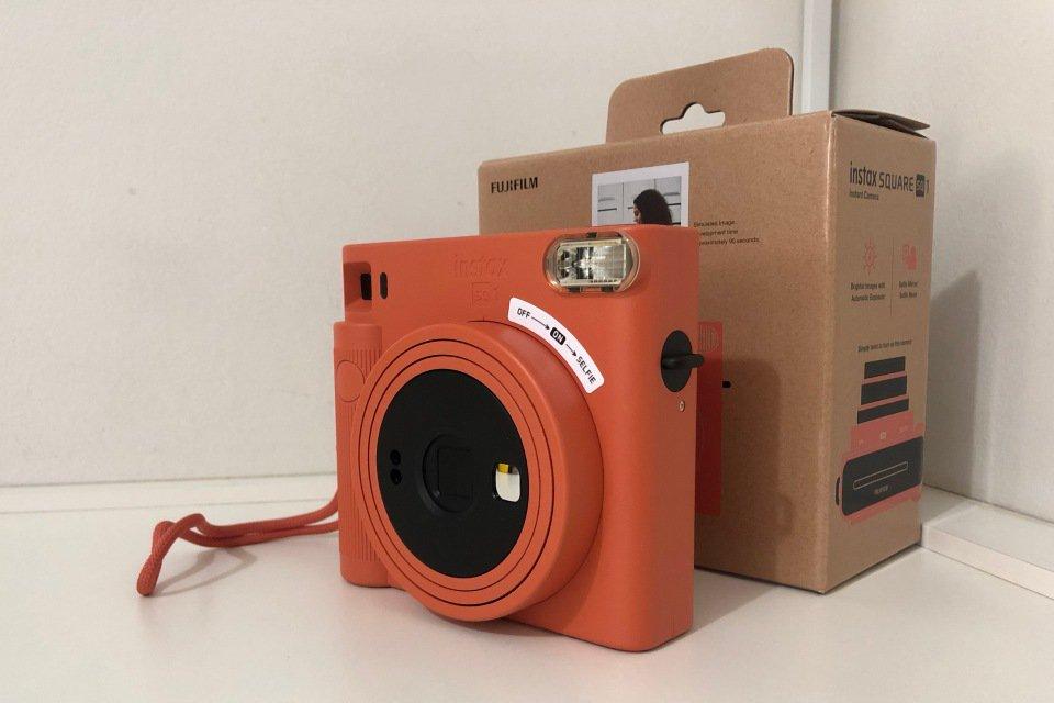 Instax Square SQ1 - Fujifilm