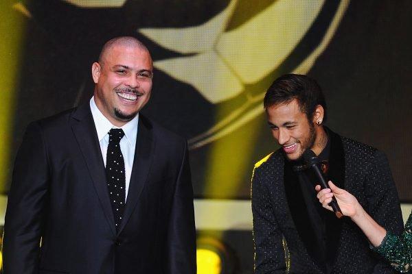 Ronaldo e Neymar