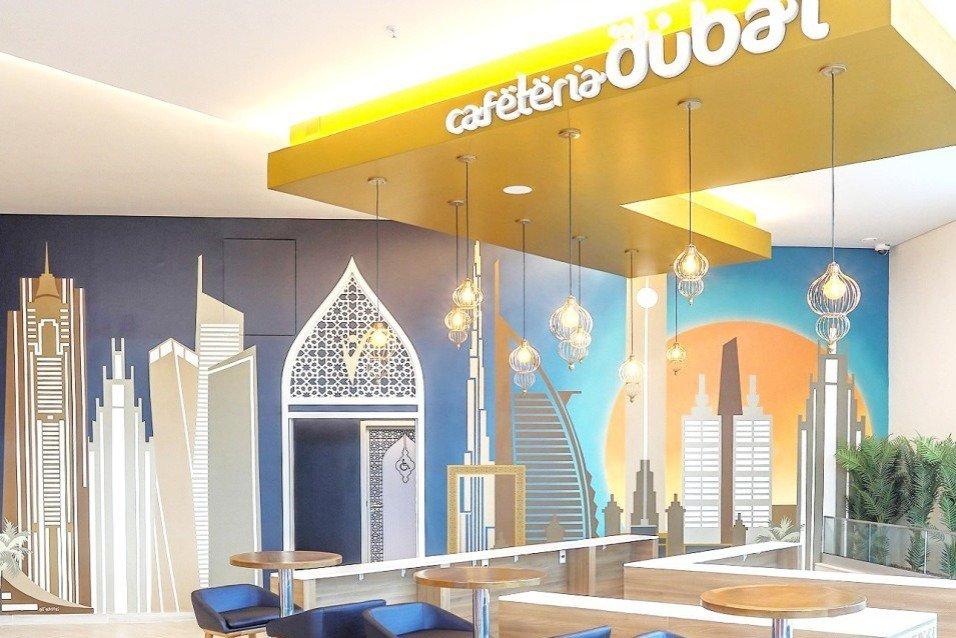 Unidade inspirada em Dubai