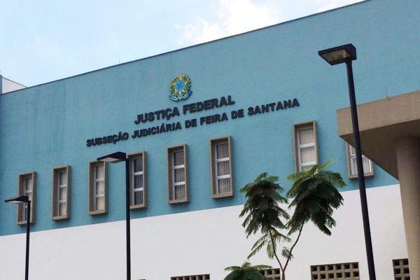 Subseção judiciária de Feira de Santana, Bahia