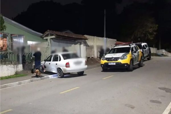 Mulher atira ex-marido Paraná