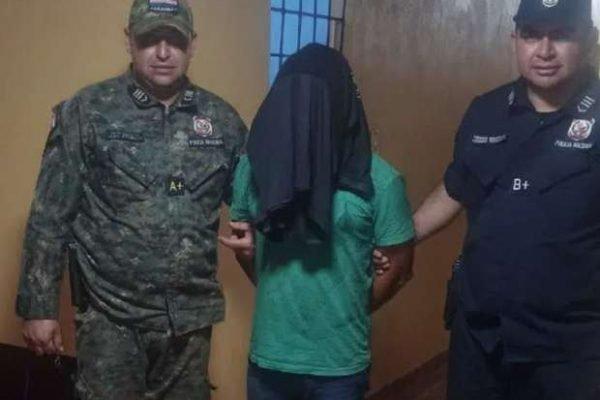 Martelada mulher Paraguai