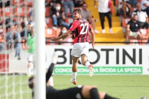 Daniel Maldini Milan