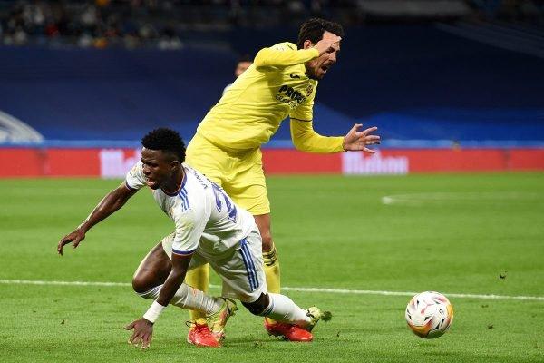 Real Madrid x Villarreal