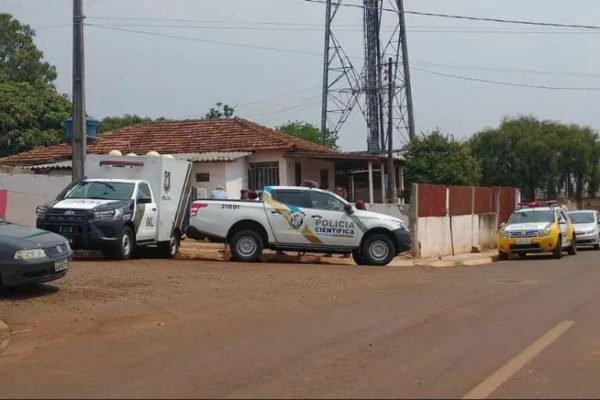 Mulher encontrada morta Paraná