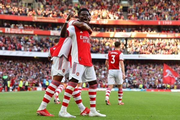 Arsenal Saka