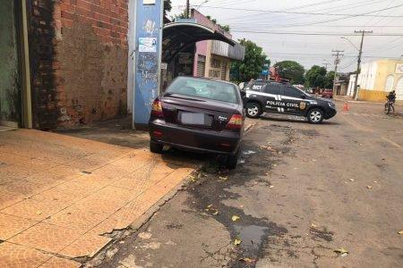 acidente homem bêbado atropela e mata homem que empurrava bicicleta em goiânia