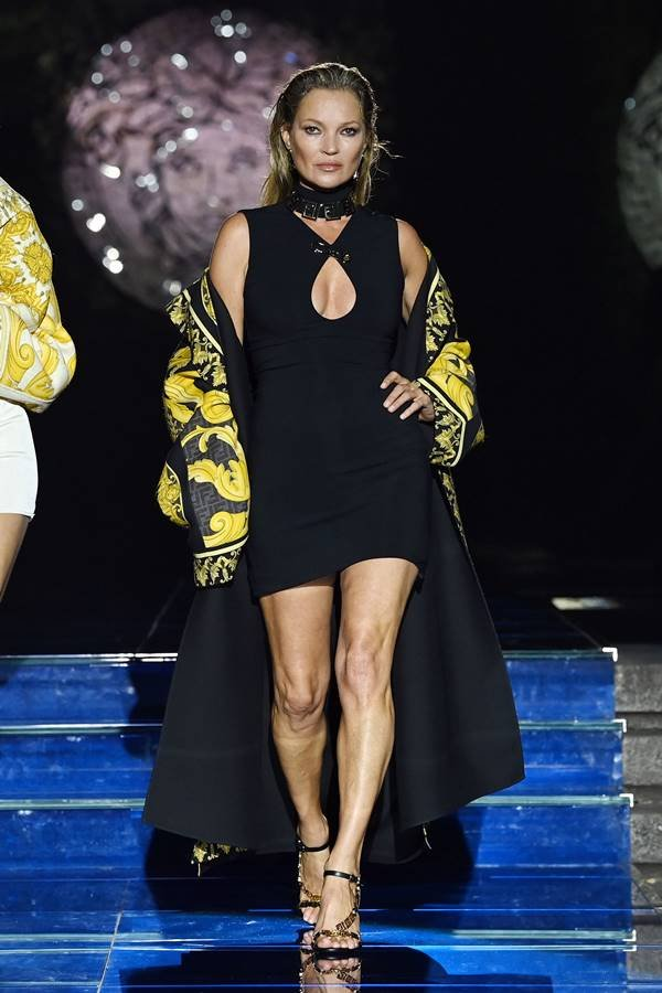 Parceria Fendace, da Fendi com a Versace