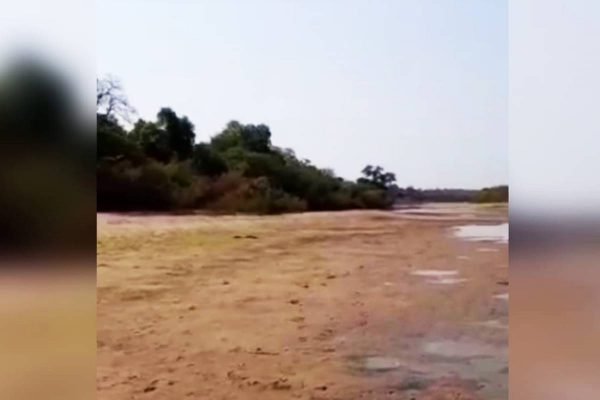 seca no araguaia