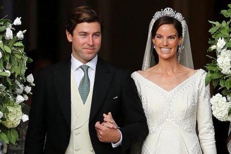 Casamento Marie Astrid de Liechtenstein