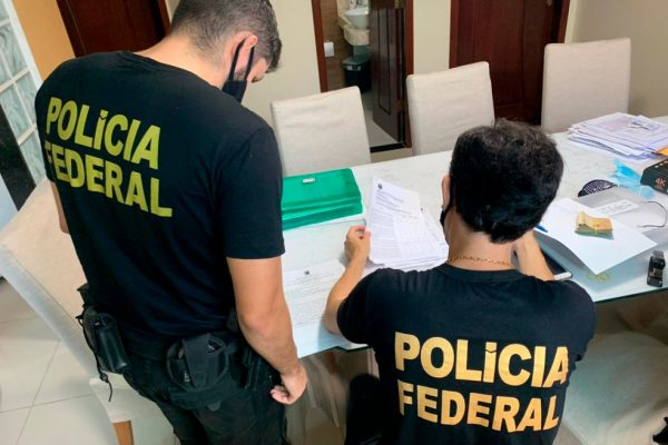 Polícia Federal cumpre mandados em investigação por fraudes com verbas da pandemia em São Luís