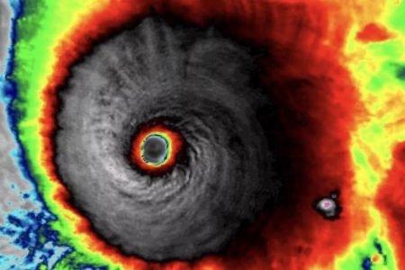 Fotos de furacão