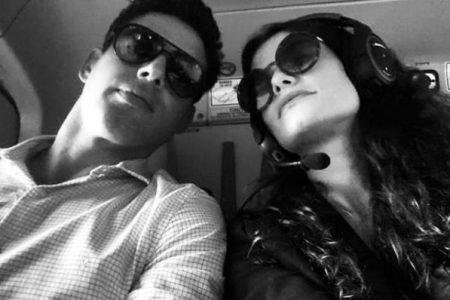 Cauã Reymond e Alinne Moraes em Um Lugar ao Sol