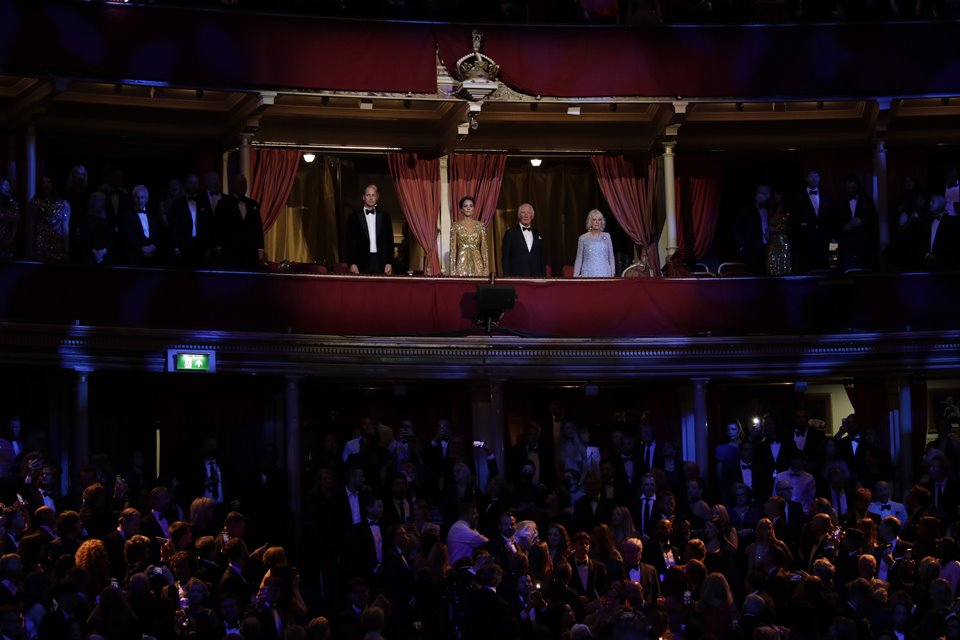 """World Premiere Of """"NO TIME TO DIE"""" - Royal Albert Hall"""
