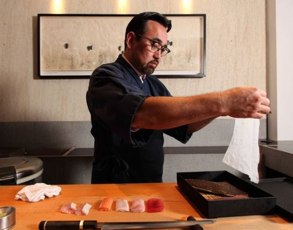 Chef Jun Sakamoto