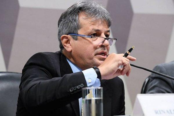 O corregedor do CNMP, Rinaldo Reis Lima
