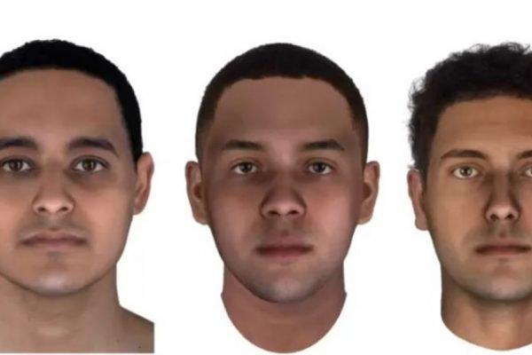 Genética permite reconstruções faciais de três múmias egípcias