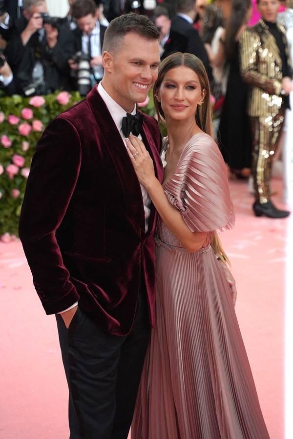Tom Brady e Gisele