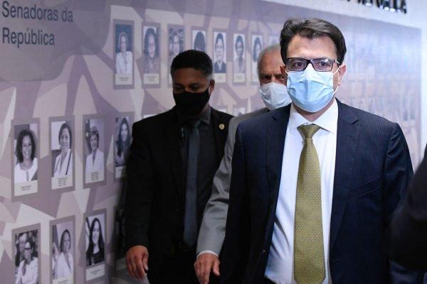 empresário Otávio Oscar Fakhoury Comissão Parlamentar de Inquérito da Pandemia (CPIPANDEMIA) realiza oitiva de empresário apontado como financiador de disseminação de notícias falsas 4
