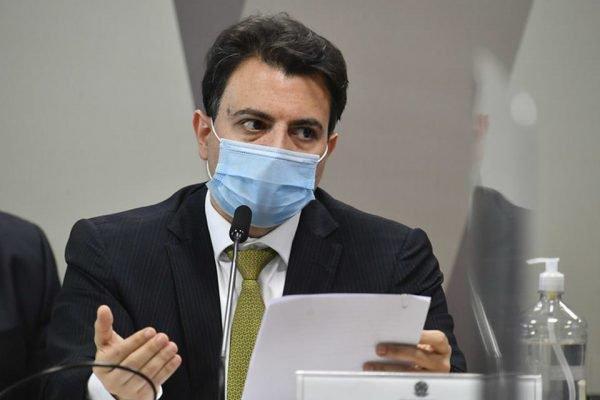 Otávio Fakhoury depõe à CPI