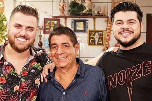Zeca Pagodinho e Zé Neto e Cristiano