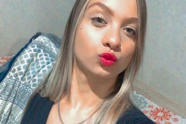 Karen Maria Zacarias foi encontrada morta sobre um colchão em Chapadão do Sul (MS)