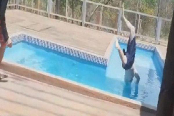 piscina Caldas Novas Goiás