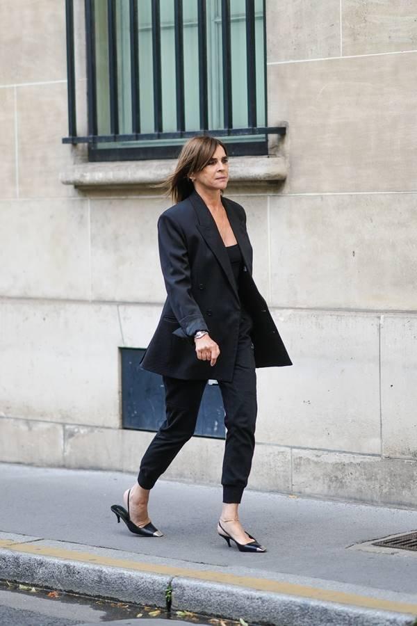 Carine Roitfeld em Paris