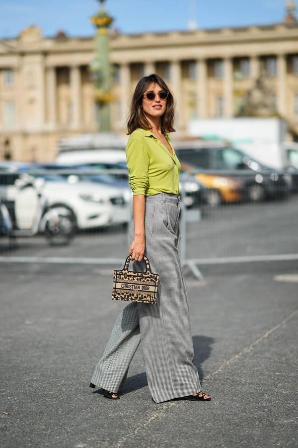 Jeanne Damas em Paris