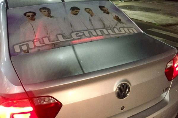 Uber Backstreet Boys
