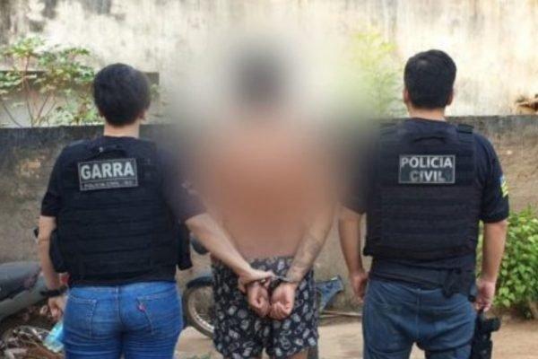 Suspeito de roubar e matar porteiro que estava a caminho do trabalho em Goiânia é preso