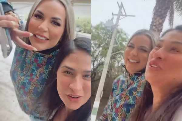 Deolane Bezerra Simone e Simaria