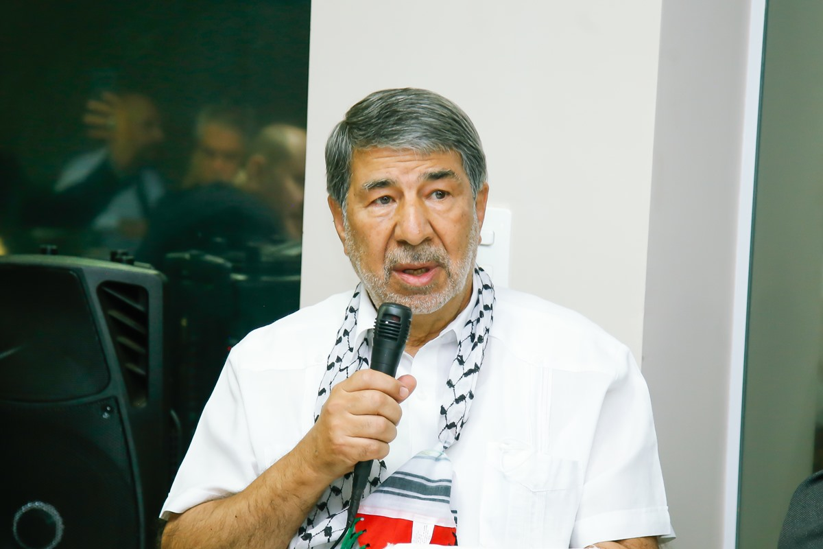 Evento Palestina