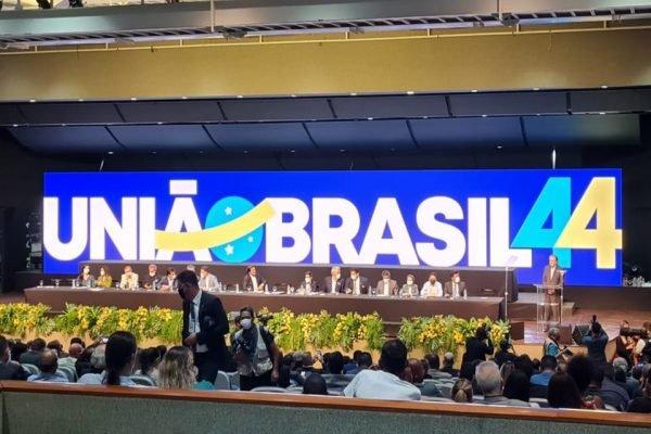 União Brasil - novo partido