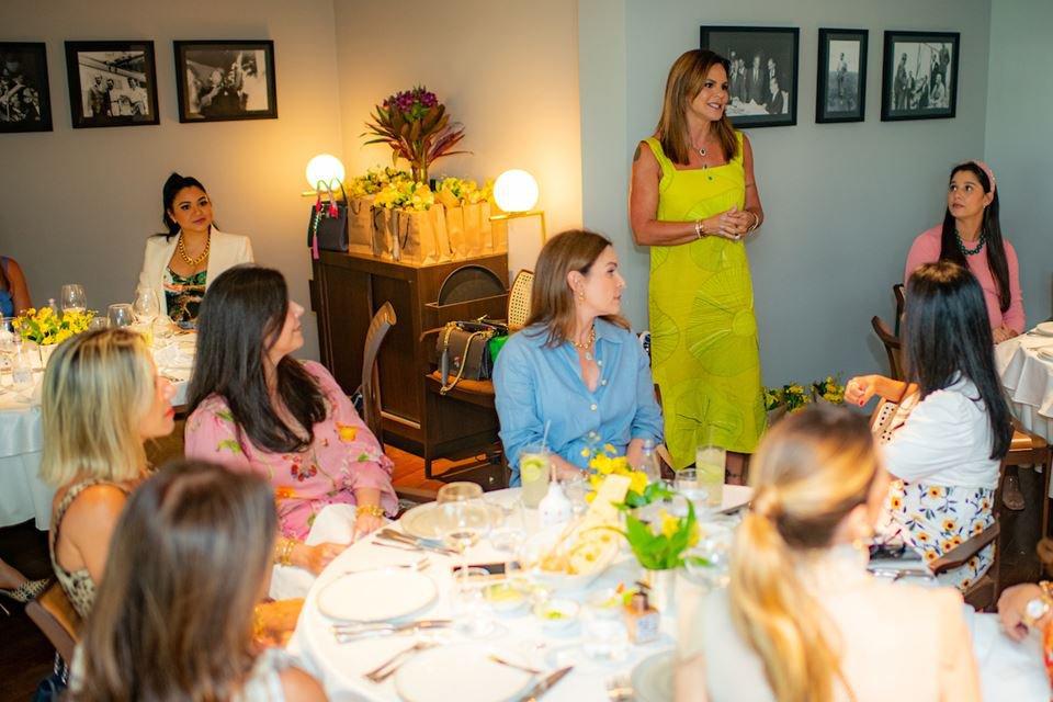 Claudia Salomão convida para conhecer a coleção FW21, da Fendi, com almoço especial no restaurante Piselli.