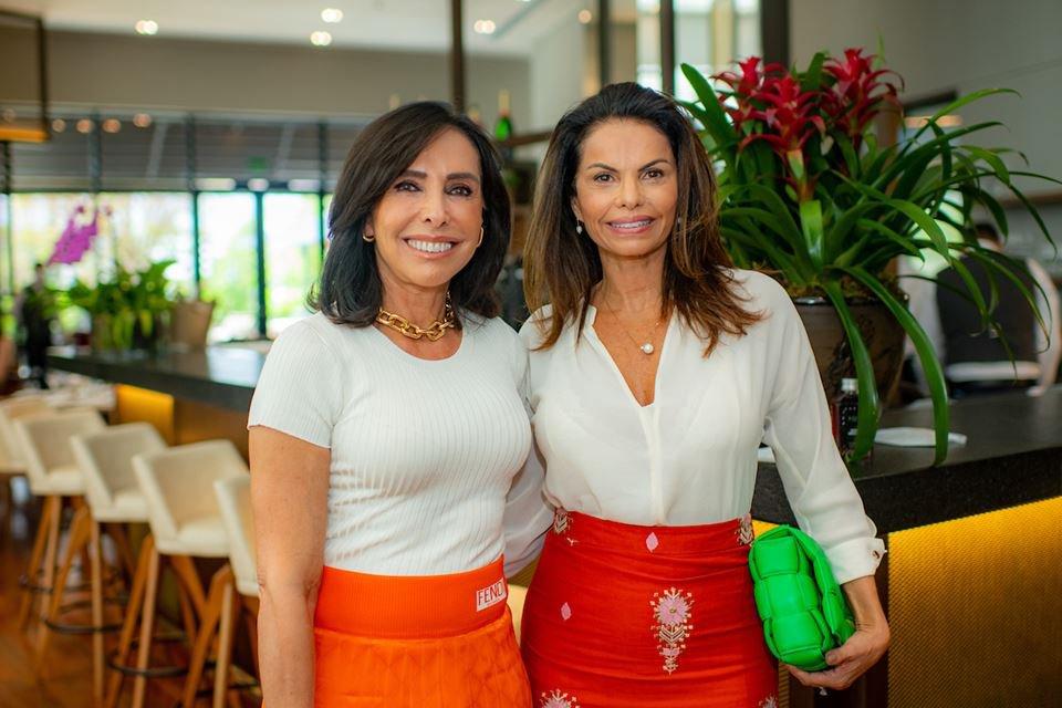 Cleucy Oliveira e Ivana Valença