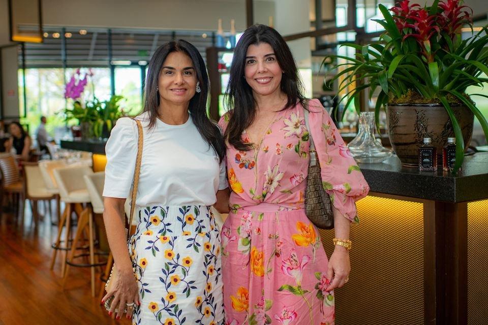Sônia Lim e Ana Luísa Cascão