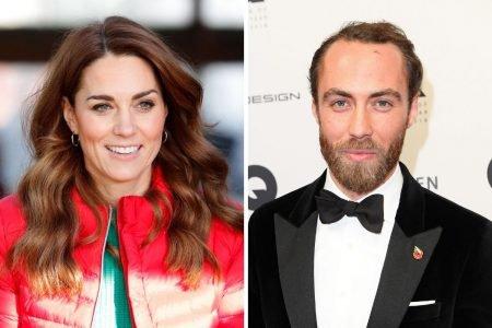 Kate e James Middleton