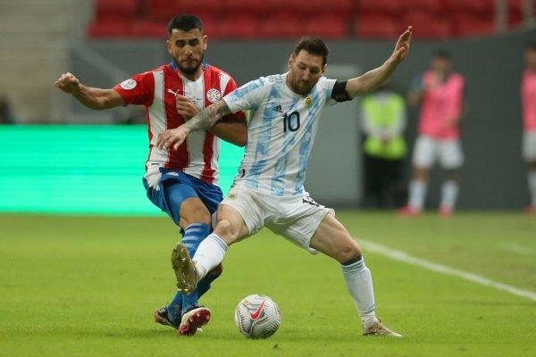 Paraguai e Argentina se enfrentam pelas Eliminatórias